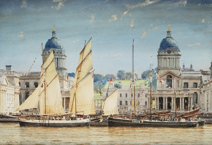 Jonathan Pike, Greenwich