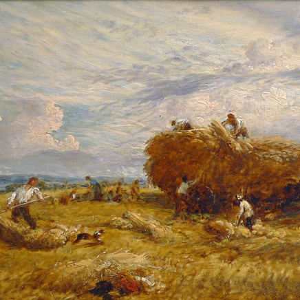 John Linnell - The Haymakers