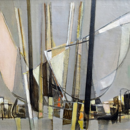 George Dayez - Sailing Boats